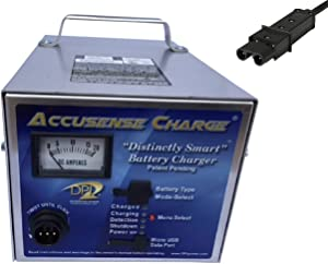 48volt 17amp Golf Cart Battery Charger for Yamaha