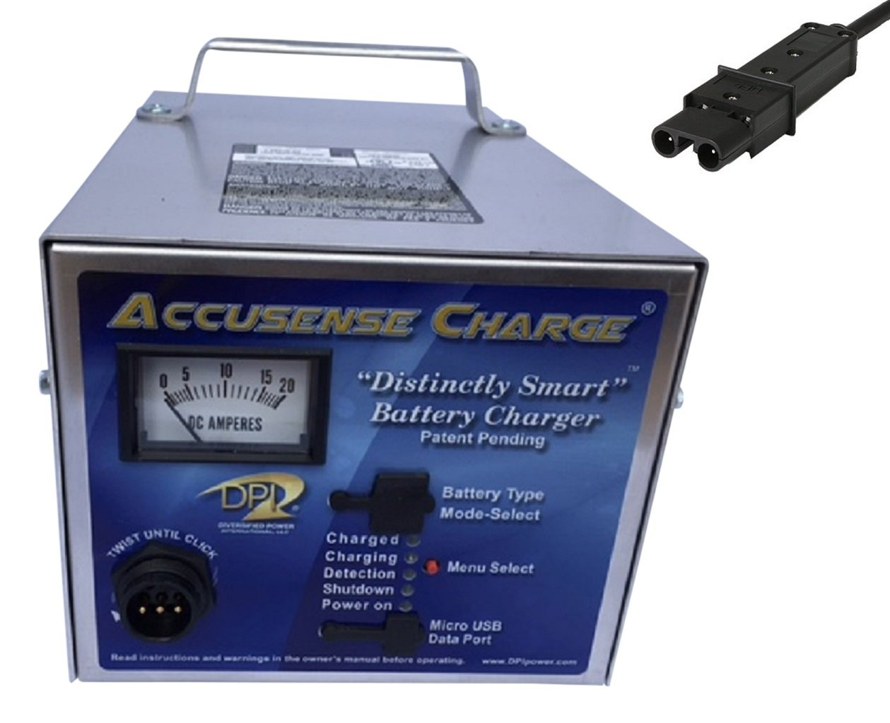 Amazon.com : 48volt 17amp Golf Cart Battery Charger for Yamaha : Golf Cart  Accessories : Sports & Outdoors