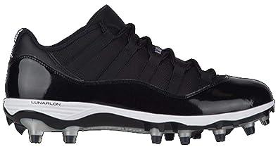 ab53936a42321 Nike Mens Air Jordan XI 11 Retro Low TD Football Cleats