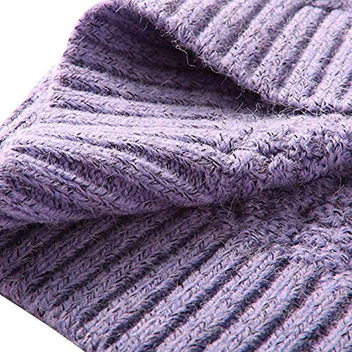 Violett Maglie Maglie Maglie Autunno Betrothales Lunga Monocromo Pullover Maglieria Maglieria Maglieria Anteriori Cashmer E88zwtFq