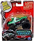 Monster Trucks - MVP - Detachable DIECAST Body(HARD TO FIND)
