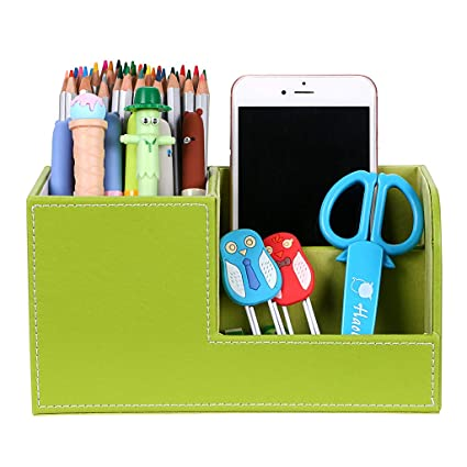 Office & School Supplies Popular Brand Desk Mesh Pen Pencil Holder Office Supplies Multifunctional Digital Led Pens Storage