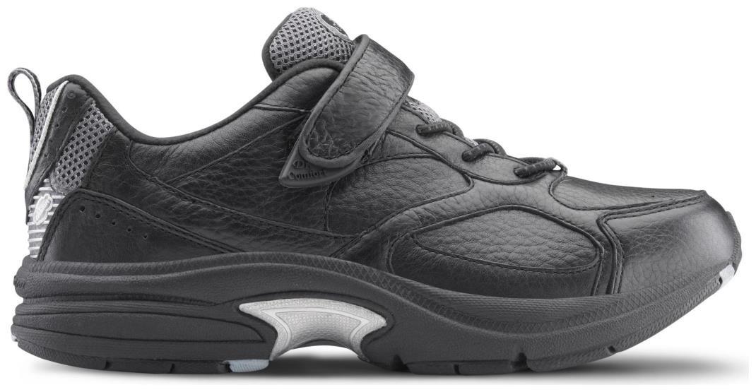 Dr. Comfort Women's Spirit Black Diabetic Athletic Shoes by Dr. Comfort (Image #6)