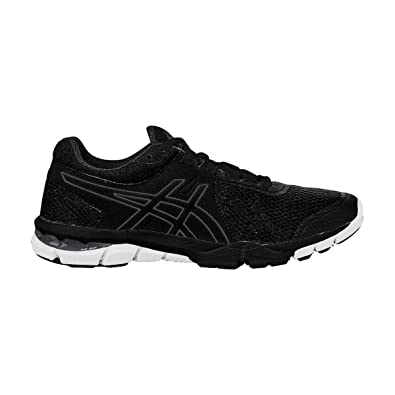 ASICS Men's Gel-Craze TR 4 Black/Black/White 7 ...