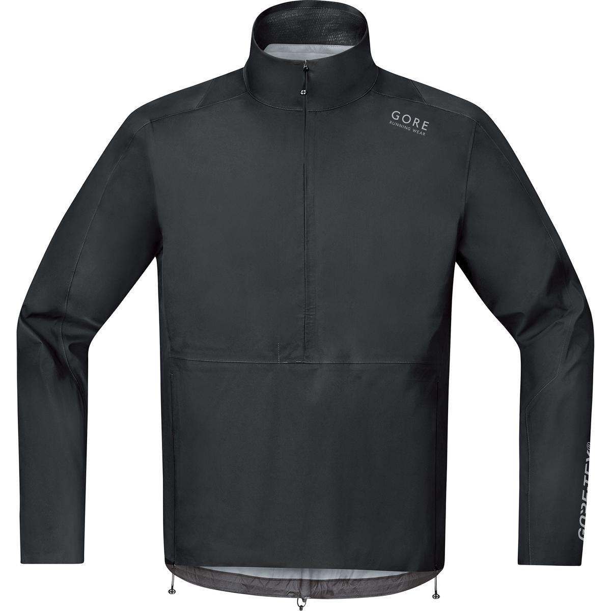 Gore Running Wear Air Gore-Tex Active Half-Zip - Chaqueta para Hombre, Color Azul, Talla S JGMAIR600003