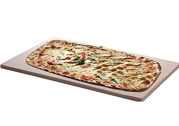 Pizzastein Für Gasgrill : Santos pizzastein xxl für gas grill brotbackbackstein set für