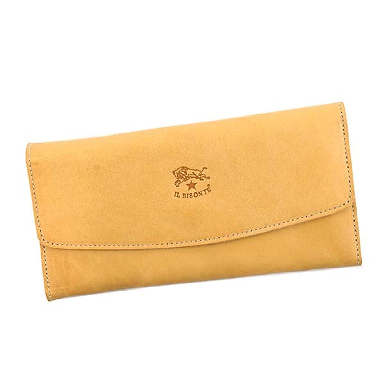IL BISONTE(イルビゾンテ) 財布 長財布 C0973 NATURAL … [並行輸入品] B074KW1R9L