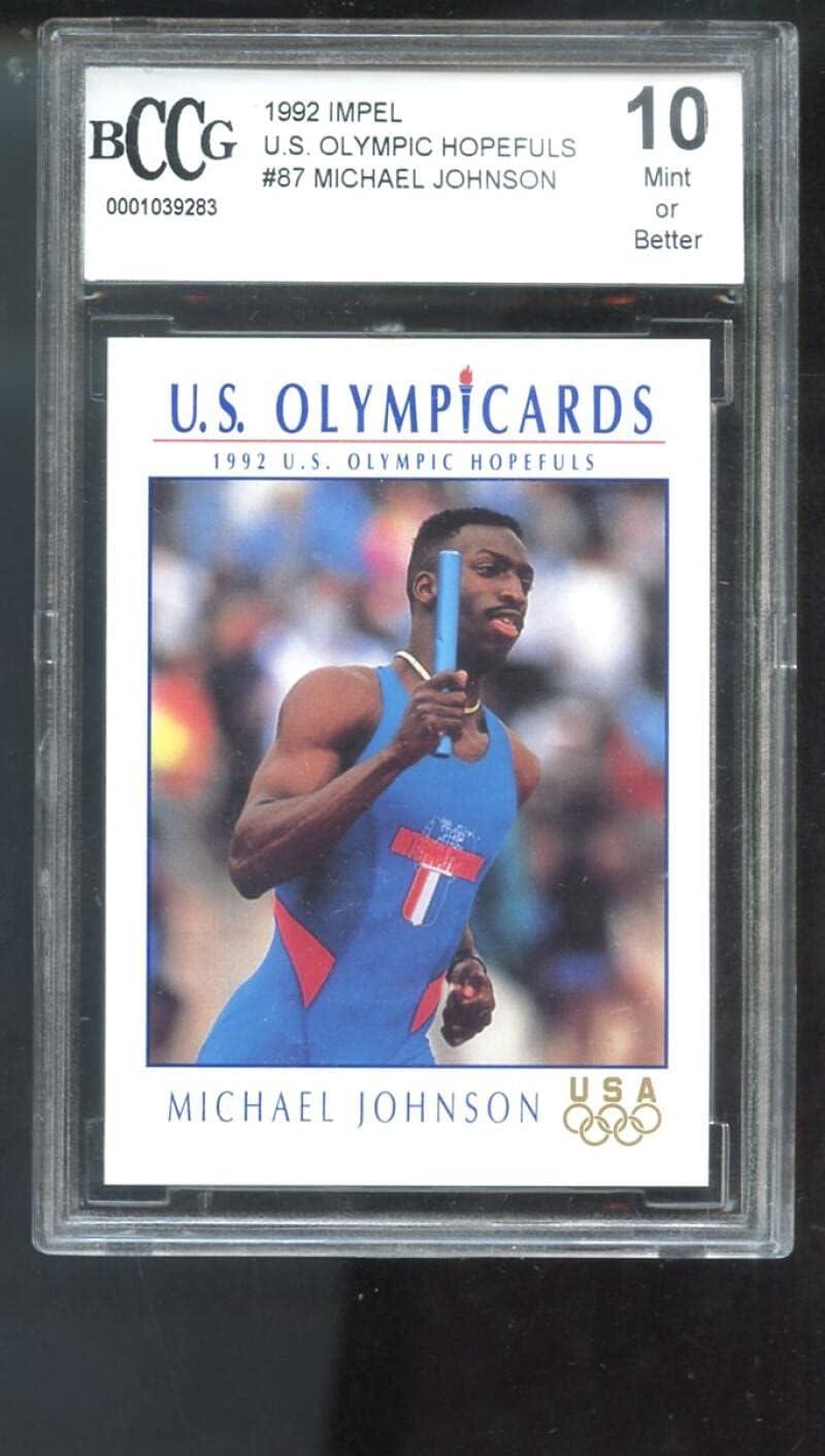 Michael Johnson Jersey