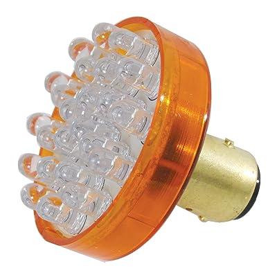 GG Grand General 83930#1157 1-3/4 inches Amber 24-LED Light Bulb, 12V: Automotive