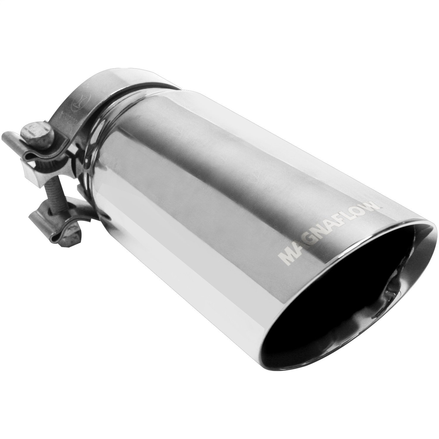 Magnaflow 35210 Stainless Steel 3.5' Exhaust Tip MagnaFlow Exhaust Products