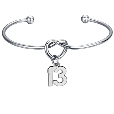 CHOROY 13th Birthday Bracelet Official Teenager Gift For Her