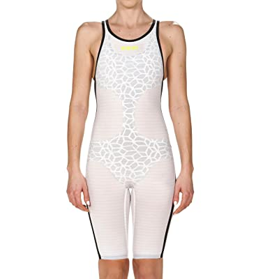 .com : Arena Women's Powerskin Carbon Air One Piece Swimsuit Open Back : Clothing