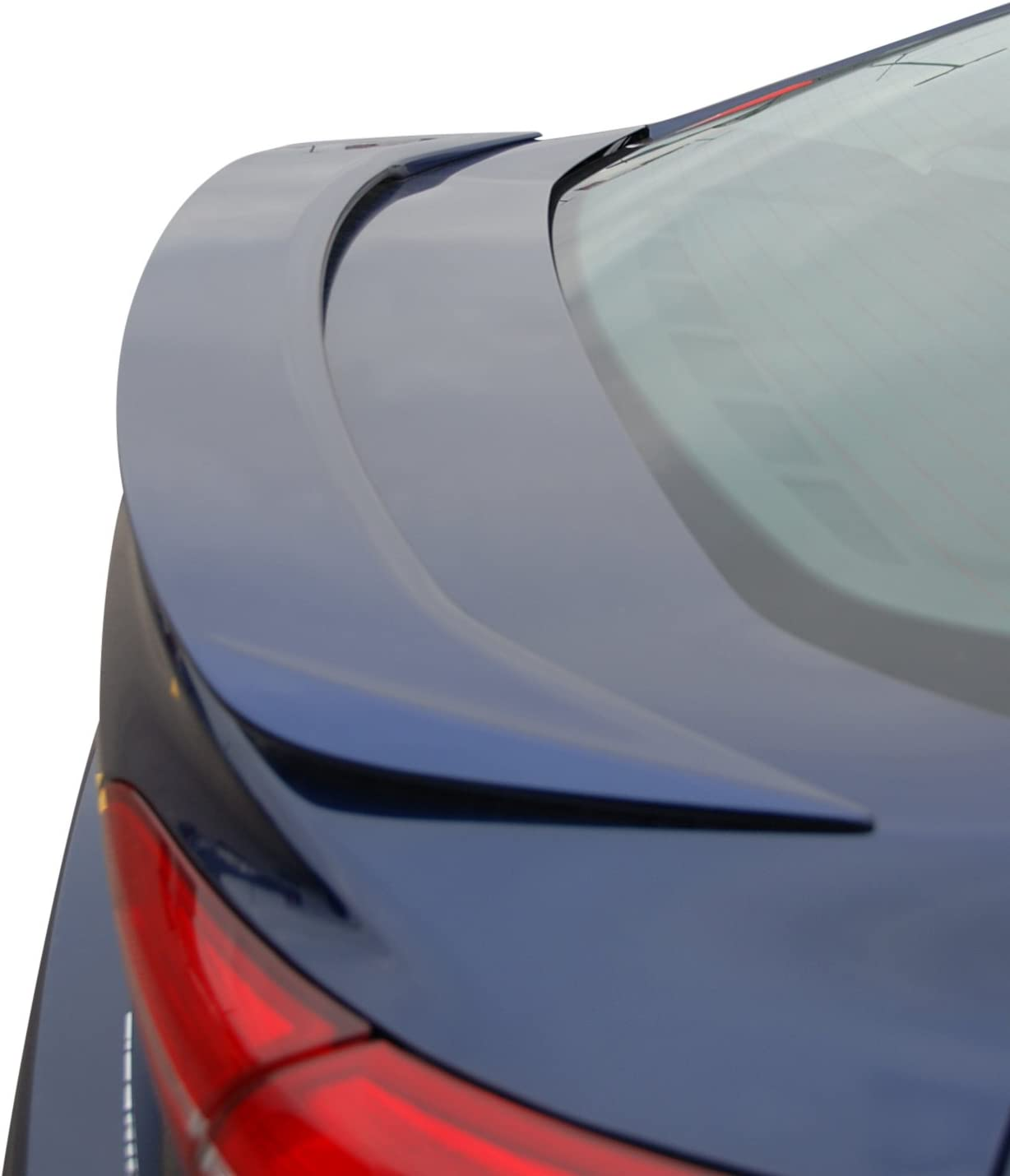 Factory Style GT Spoiler for the Ford Mustang Painted in the Factory Paint Code of Your Choice 548 G1