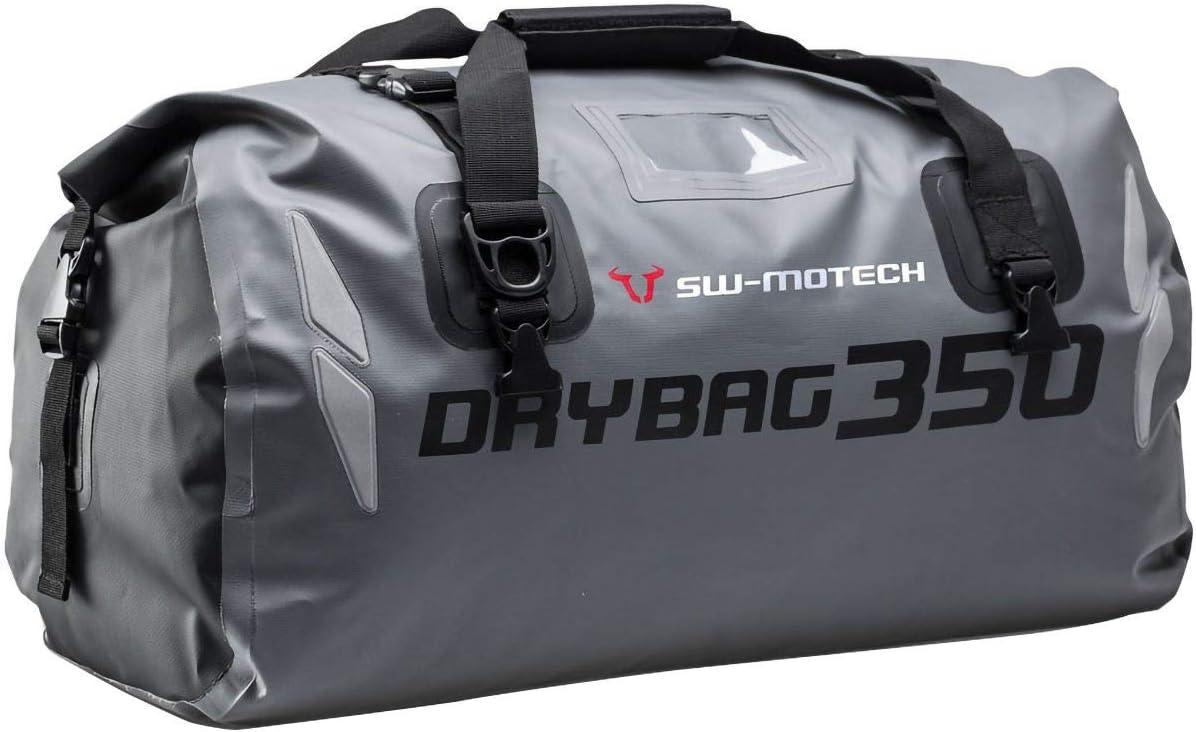 Wasserdicht. Grau//Schwarz Sw-Motech Drybag 80 Hecktasche 8 l