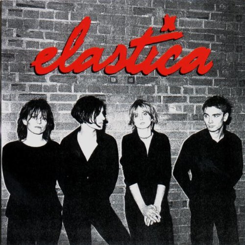 Elastica by Geffen Records