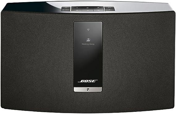 Bose Soundtouch 20 Series Iii Kabelloses Music System Geeignet Für Alexa Schwarz Audio Hifi