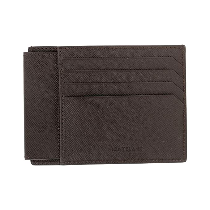 Amazon.com: Montblanc Custodia Tascabile 4 SCOMPARTI con ...