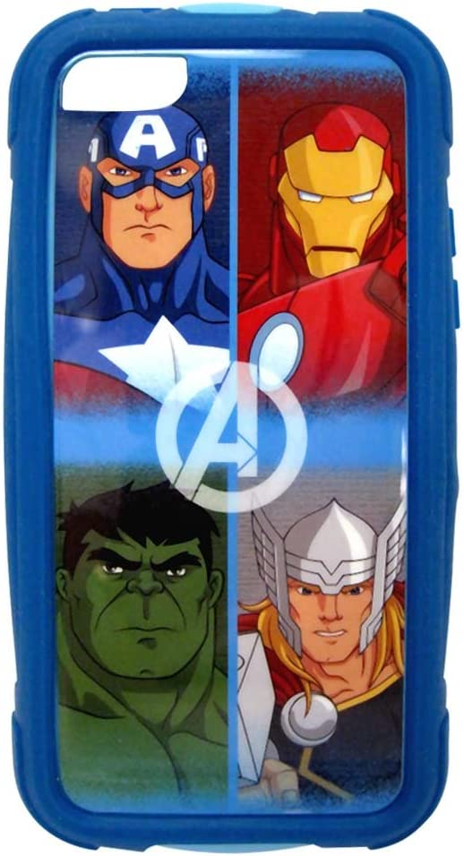 Avengers KidTough Silicone Case for iPhone 5C (Retail Packaging)