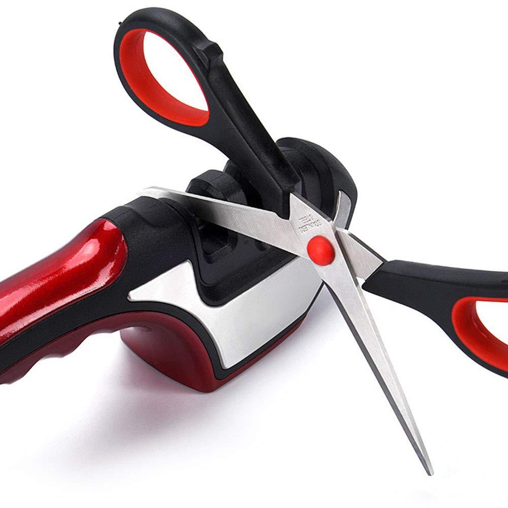 Amazon.com: Yzpyd Afilador de cuchillos Whetstone, tijeras ...