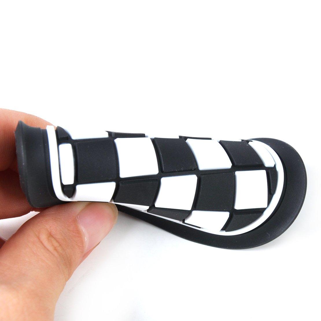 beler 3pcs Car Cupholder Mats Anti-Slip Cup Pads Chess Patten