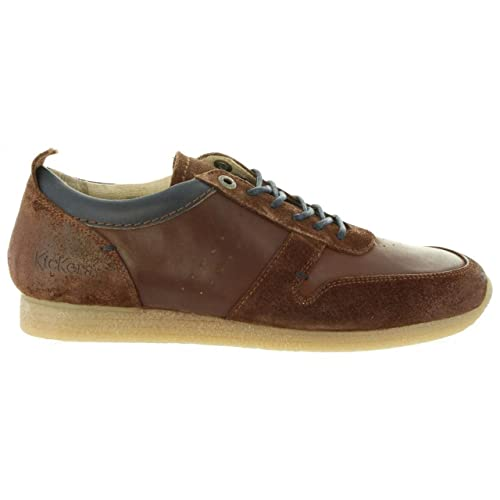 Kickers Chaussures pour Homme 610230 60 OLYMPEI 9 Marron