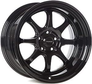 Circuit Performance CP25 Wheel 18x10.5 Gloss Black 5-114.3 +22mm