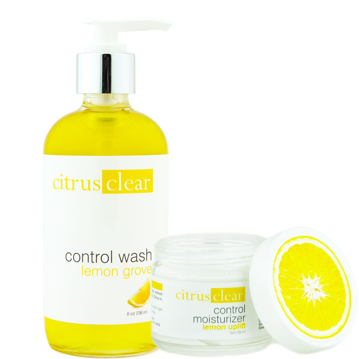 Control Acne Kit - Dermatologist Tested, All Natural for Severe Acne Breakouts