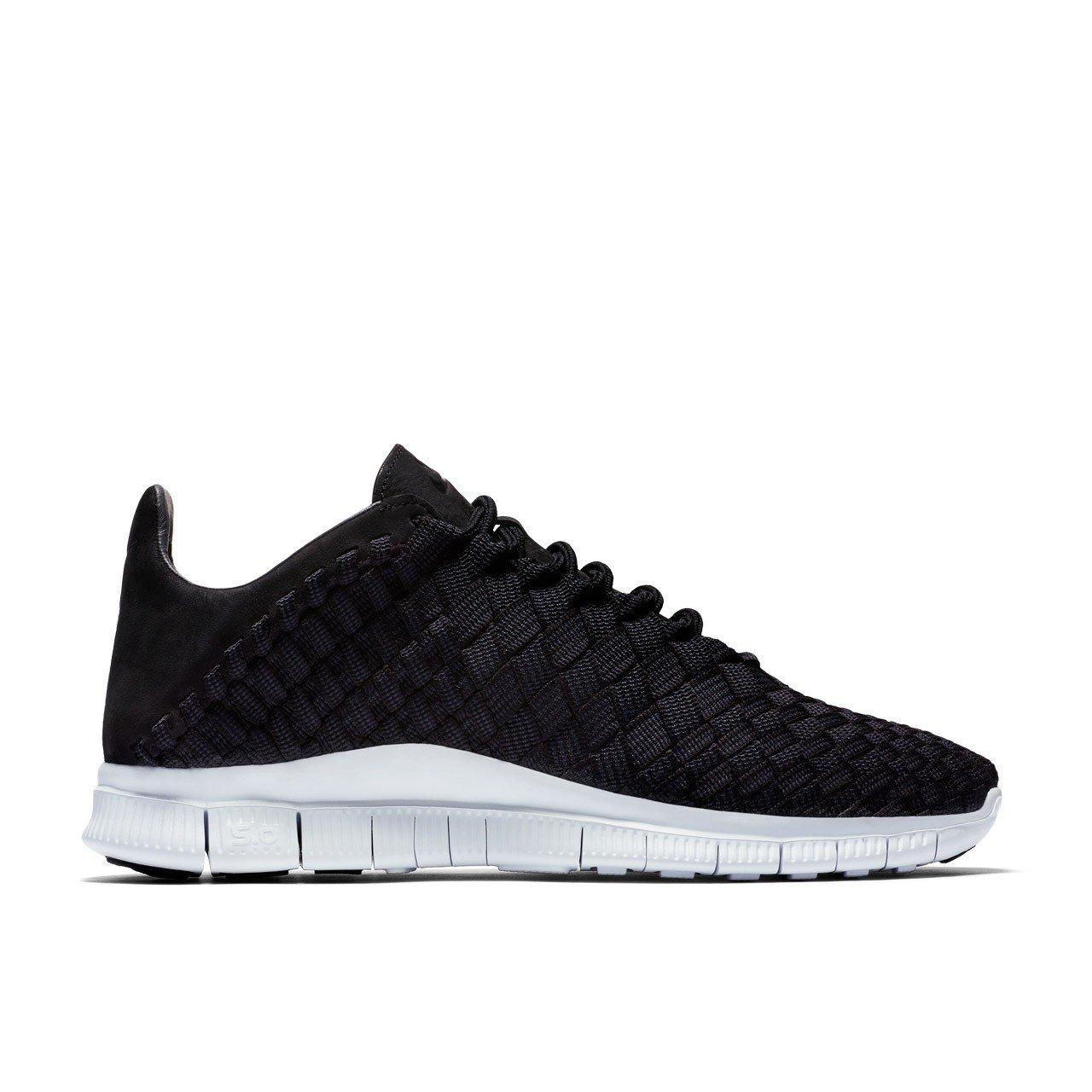 682aeb3cc31 Nike Free Inneva Woven Men s Running Shoes Blue 579916 402  Amazon.co.uk   Shoes   Bags