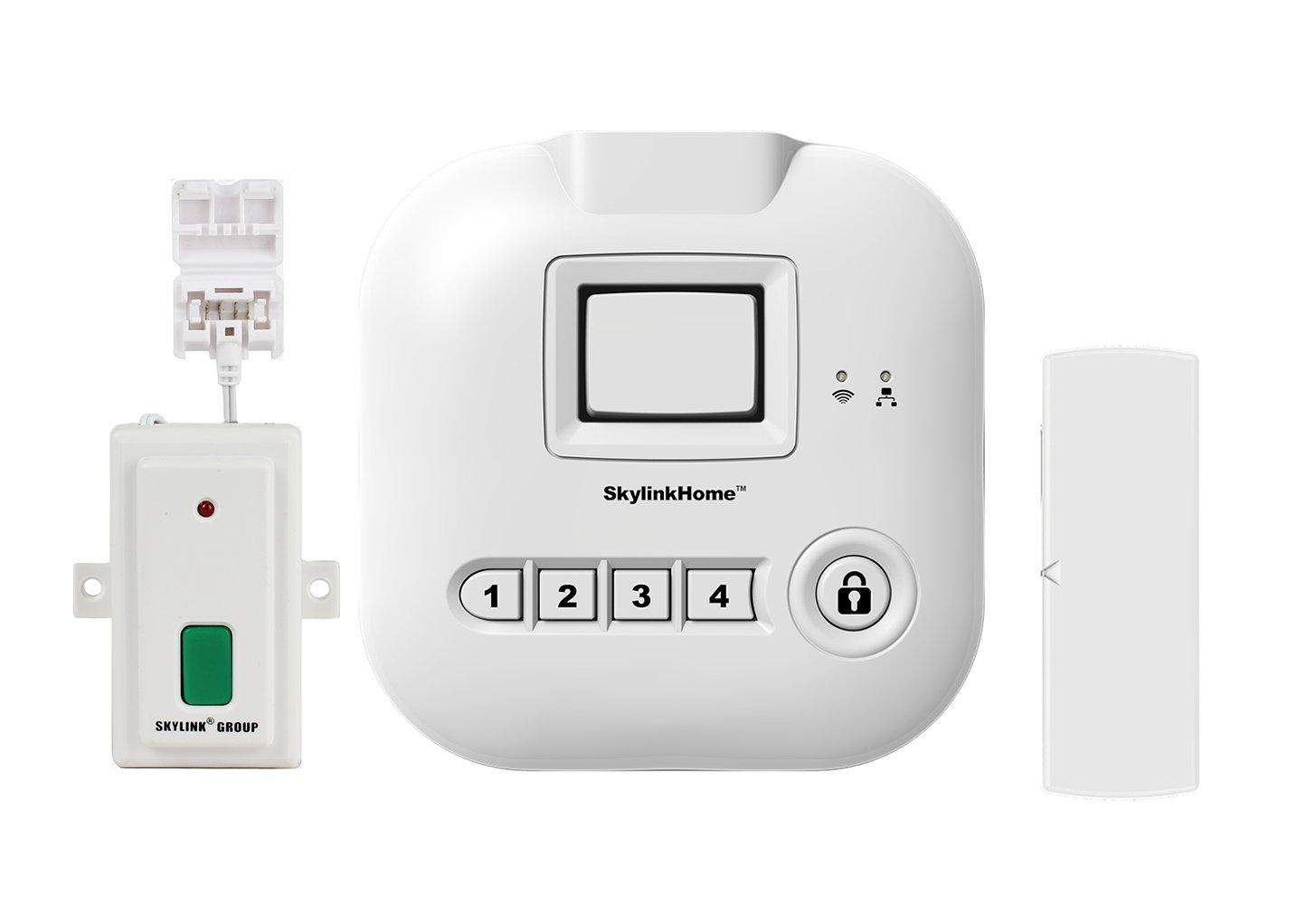 Skylink HU 100GBGS Universal Smartphone Garage Door Opener Monitor U0026  Control System     Amazon.com