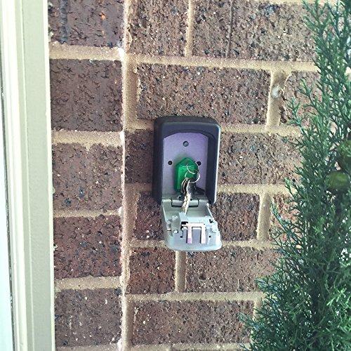 Combination Key Lock Box - More Convenient Key Box - Best