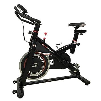 blackpoolal CY de S401 Indoor Cycle Home Entrenamiento Fitness Bicicleta Fitness Cycling Bike elegir la rueda