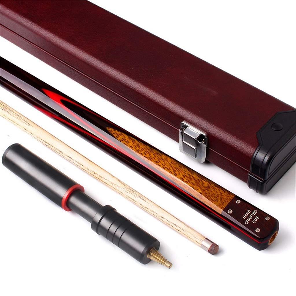 Lcrod プールの合図 なめらか スヌーカークラブ 強力な 手作り もみじ 木の棒 にとって スポーツ ゲーム (Color : #2-C, Size : 11.5mm) #2-C 11.5mm