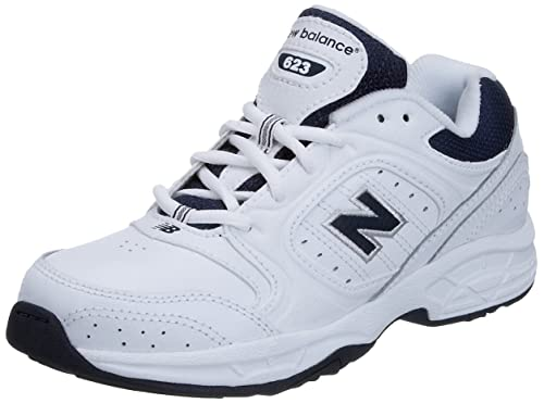 New Balance 623, Botines para Niños, Blanco (White/Navy), 36 EU: Amazon.es: Zapatos y complementos