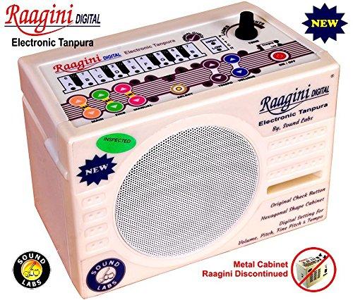 RAAGINI DIGITAL ELECTRONIC ~ TANPURA TAMBORA PLAY WITH TABLA ~ ESRAJ ~ SITAR