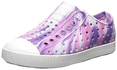 87b9e799f4330 Native Shoes Kids' Marbled Jefferson Sneaker