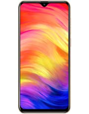 """Mobile Phone, Ulefone Note 7 (2019) SIM-Free Smartphones Unlocked, Triple Rear Camera, Triple Card Slots, 6.1"""" IPS Full-Screen Dual SIM Android 9, 16GB, 3500mAh, Face Recognition, UK Version - Gold"""
