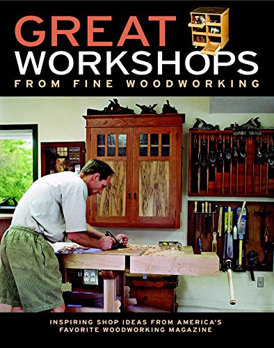 Great Workshops from Fine Woodworking: Inspiring Shop Ideas from Americas Favorite WW - Ideas Wood Shop