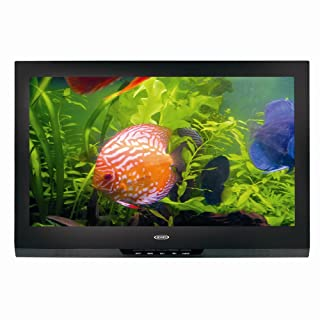 Jensen JTV2815DC 28-Inch LED DC TV with White LED Illumination, Wide 16:9 LCD Panel, 1366 x 768 Pixels WXGA Resolution, and Integrated HDTV (ATSC) Tuner, Black