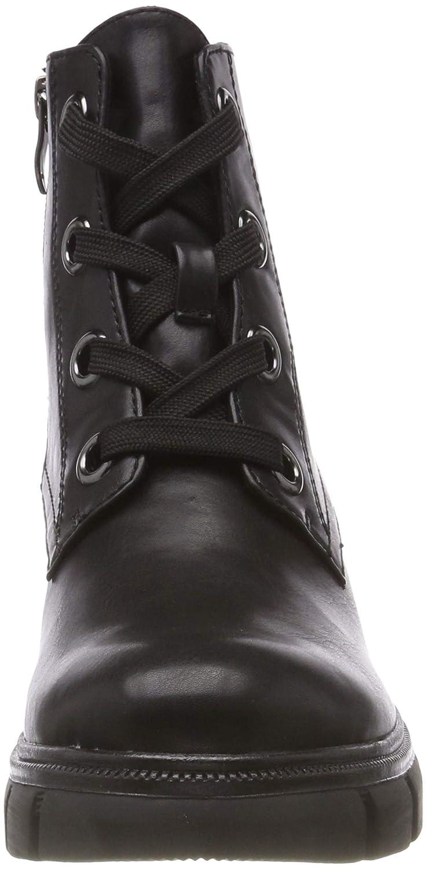 Tamaris 21 Rangers Bottes black Noir Femme 25207 FFRZSHBfr
