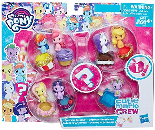 my little pony cutie mark crew buyer's guide