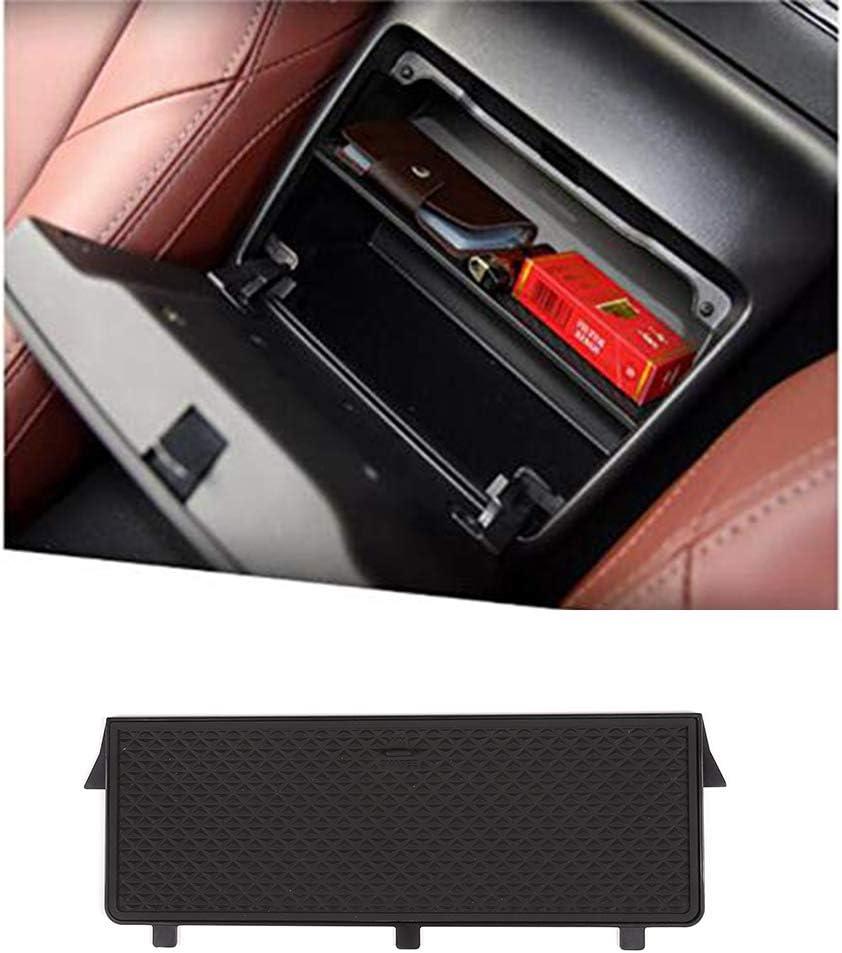 YIWANG Coffre de rangement pour accoudoir central de voiture avec panneau de s/éparation pour MX-5 RF Miata 2015-2019