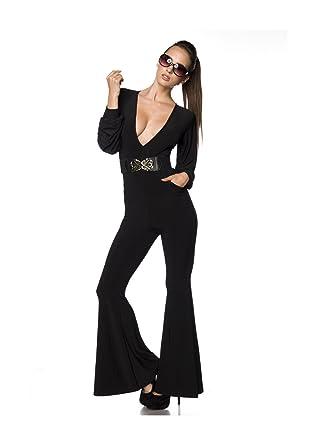 5437fd2f9bb9 Hipstylers - Salopette - Femme  Amazon.fr  Vêtements et accessoires