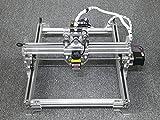 DIY 2500 laser engraving machine / Laser Engraver / wood /rubber/ plastic/ leather/Bamboo Working Area:21cm25cm