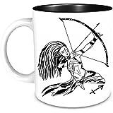 Seven Rays Zodiac Sign Sagittarius Mug