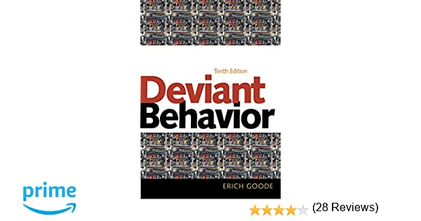Amazon deviant behavior 9780205899661 erich goode books fandeluxe Gallery