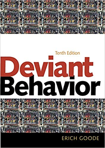 Amazon deviant behavior 9780205899661 erich goode books deviant behavior 10th edition fandeluxe Gallery