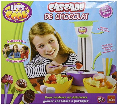 Goliath - 82263.006 - Jeu D'Imitation - Cuisine - Cascade De Chocolat