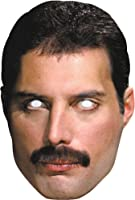 Official QUEEN Mask- Freddie Mercury