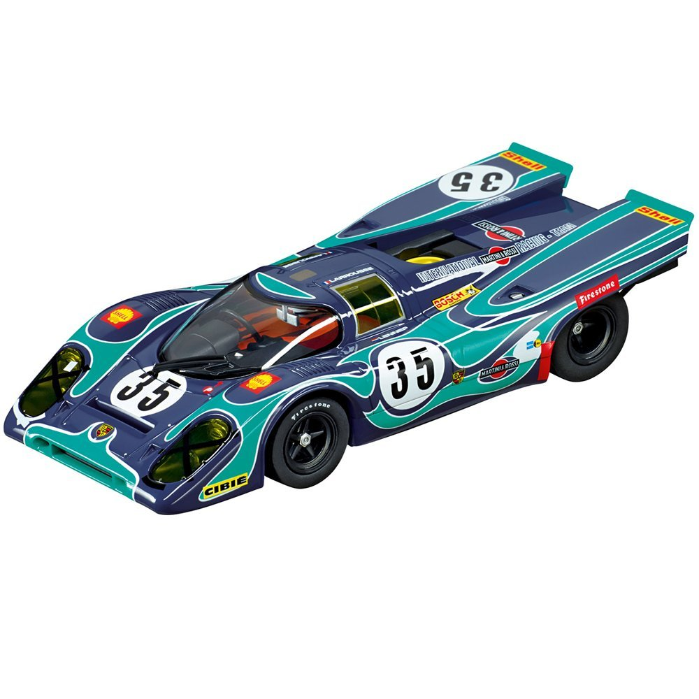 Carrera Digital 132 - Coche de Juguete Porsche 917K Martini International No.35, Escala 1:32 (20030737)