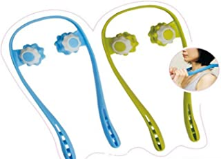 happy- little -bear Neck Massager Shoulder Shiatsu Deep Tissue Trigger Point Self Muscle Massage Tool